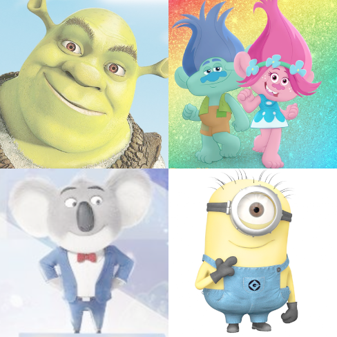 Kids' Film Favorites