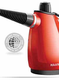 HAAN AllPro HS-20R Sanitizing Steam Cleaner