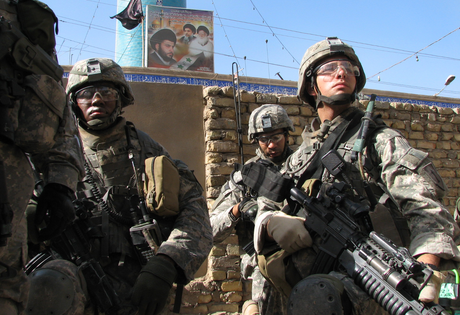 more us soldiers should be sent to iraq They are due to leave for iraq within the next 36 hours  washington — the  united states is sending more than 200 additional soldiers to iraq to  front-line  combat, but the operation will put them in dangerous areas.