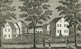 Shaker Village at Enfield, CT