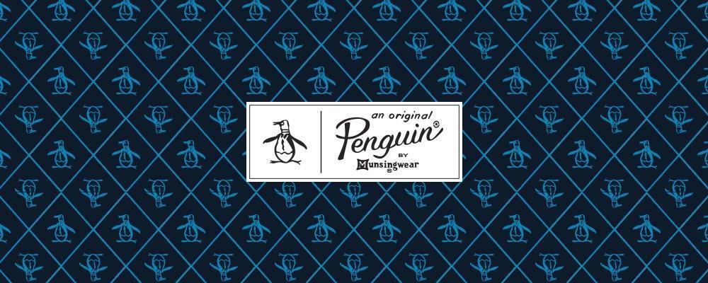 Original penguin men 39 s the redding polarized for Golf shirt with penguin logo