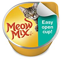 Meow Mix Easy-Open Cup
