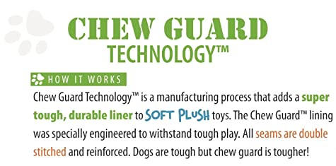 Chew Guard Technology description