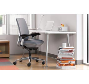 Image of Amia Chair in furnished office