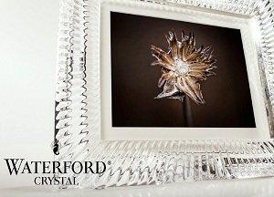 8-Inch Waterford Crystal Digital Photo Frame