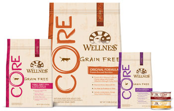 Wellness CORE Cat Food Products