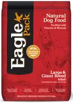 Eagle Pack Large and Giant Breed Adult Dog Food