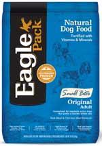 Eagle Pack Small Bites Original Dog Food