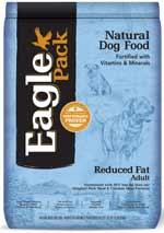 Eagle Pack Reduced Fat Dog Food