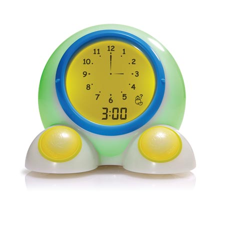 Best Alarm Clock For Teaching Kids To Get Up