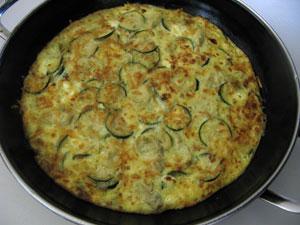 Caramelized Onion Frittata
