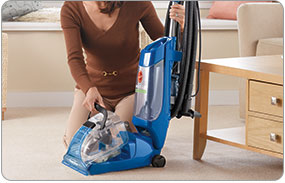 <strong>Hoover</strong> Max Extract 77 Multi-Surface Pro Carpet & <strong>Hoover</strong> Quick and Light - Easy Access to Tanks