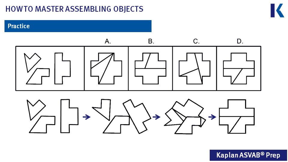 Kaplan ASVAB Premier 2015 with 6 Practice Tests: Book + DVD + ...