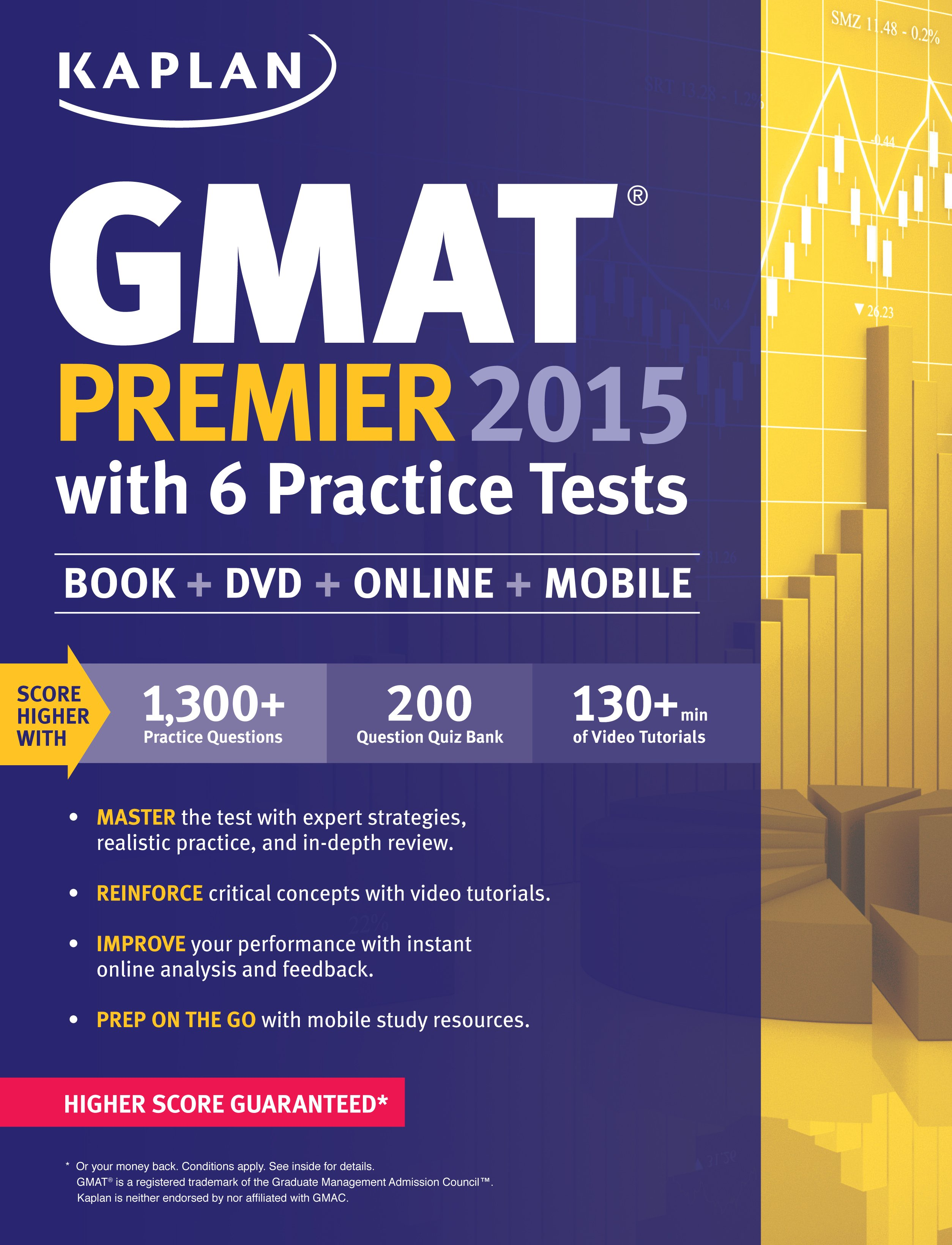 Amazon Best Sellers: Best GMAT Test Guides