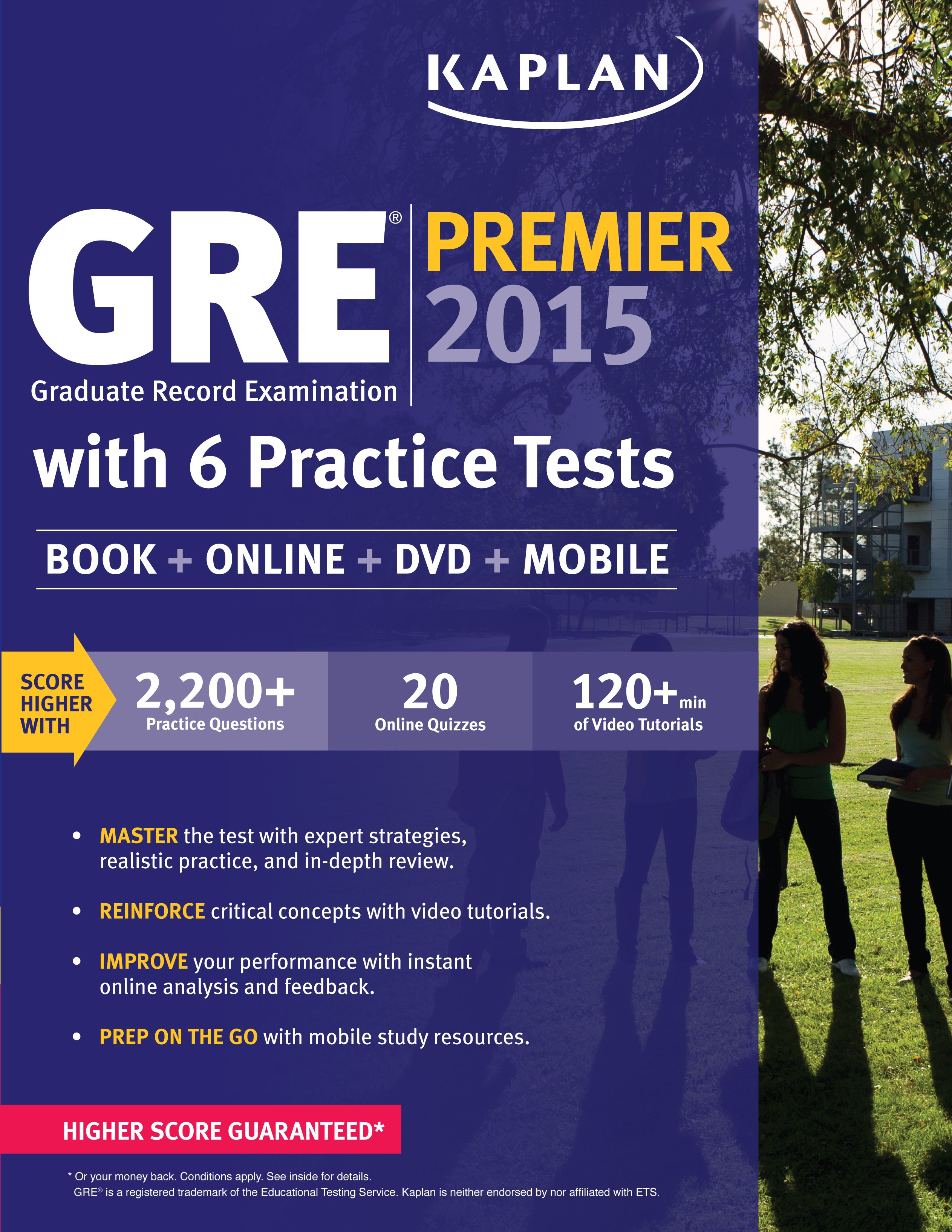 Kaplan gre prep review