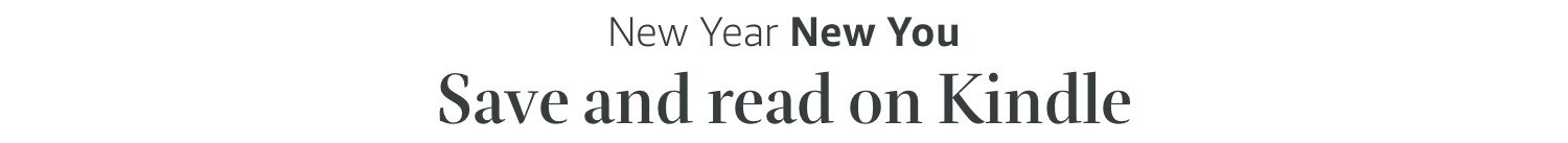 New Year's Reading Resolution