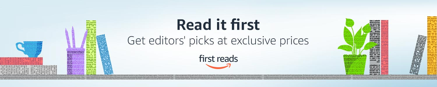 Read it first. Get editors' picks at exclusive prices