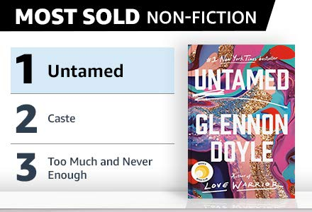Most Sold Non-Fiction