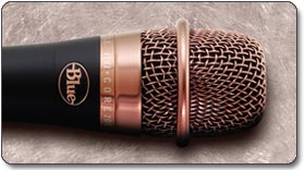 Blue Microphones enCORE 200 Studio-Grade Phantom Powered Active Dynamic Performance Microphone