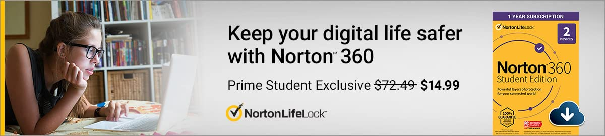 Norton 360 for $14.99!