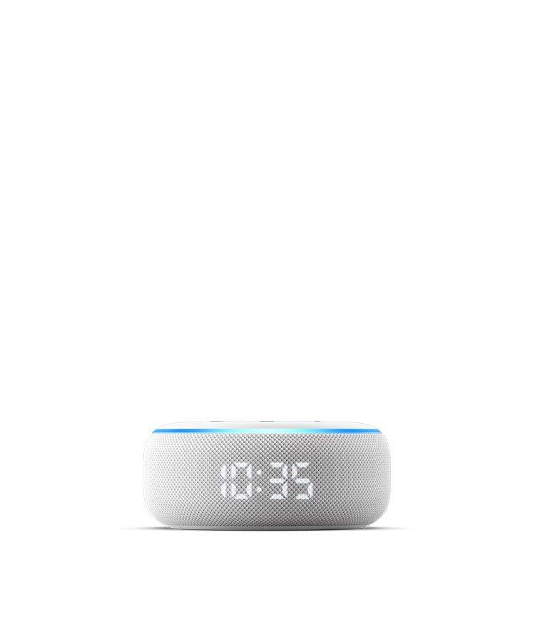 Image of an Echo Dot