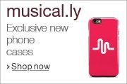 musical.ly Cell Phone Cases