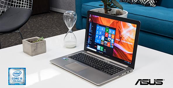 ASUS M580 VivoBook