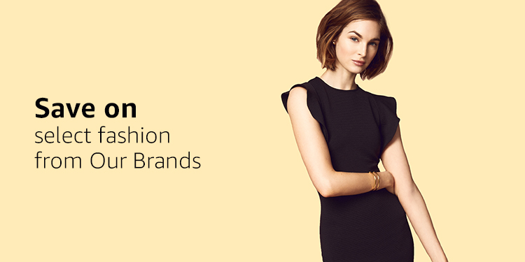 Save on select fashion from our brands