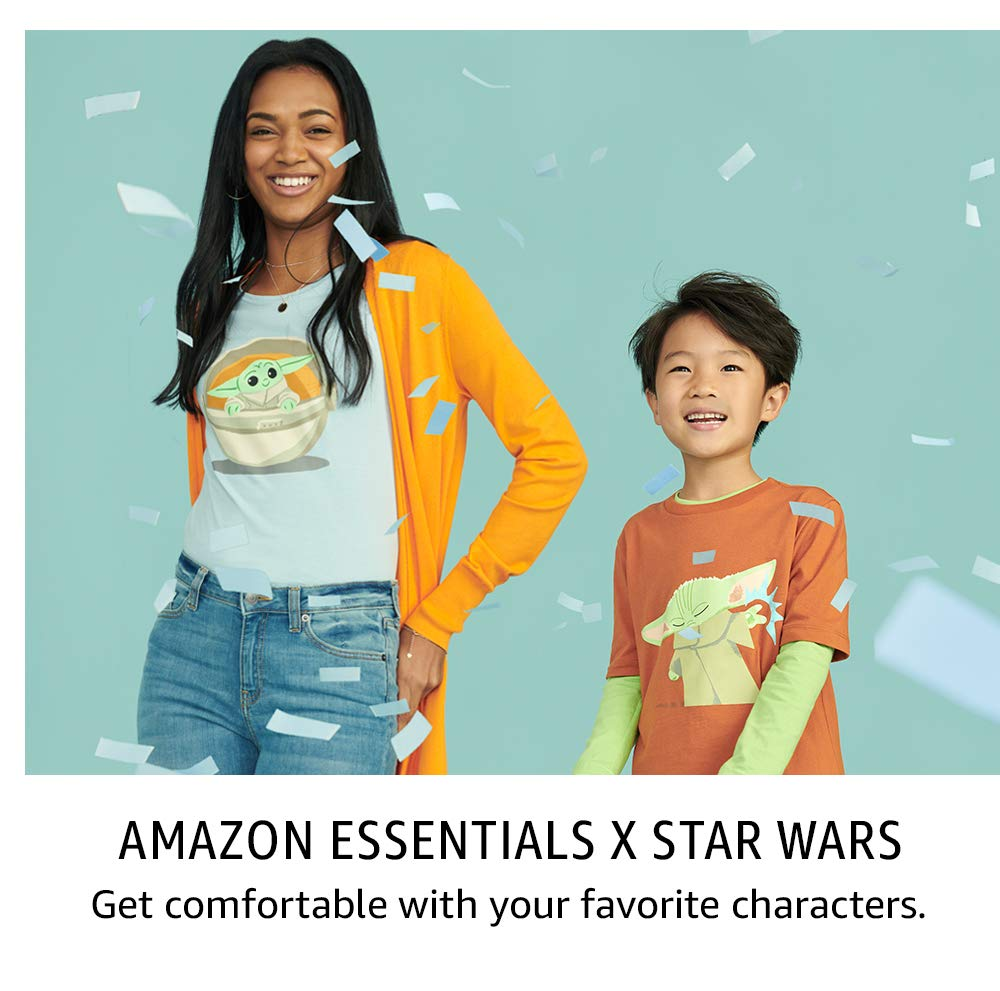 Amazon Essentials x Star Wars get comfortable with your favorite characters
