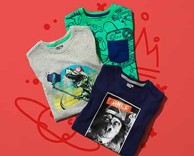 Go-to graphic tees
