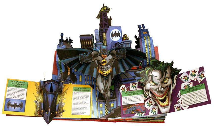 DC Super Heroes: The Ultimate Pop-Up Book: DC Comics, Matthew Reinhart