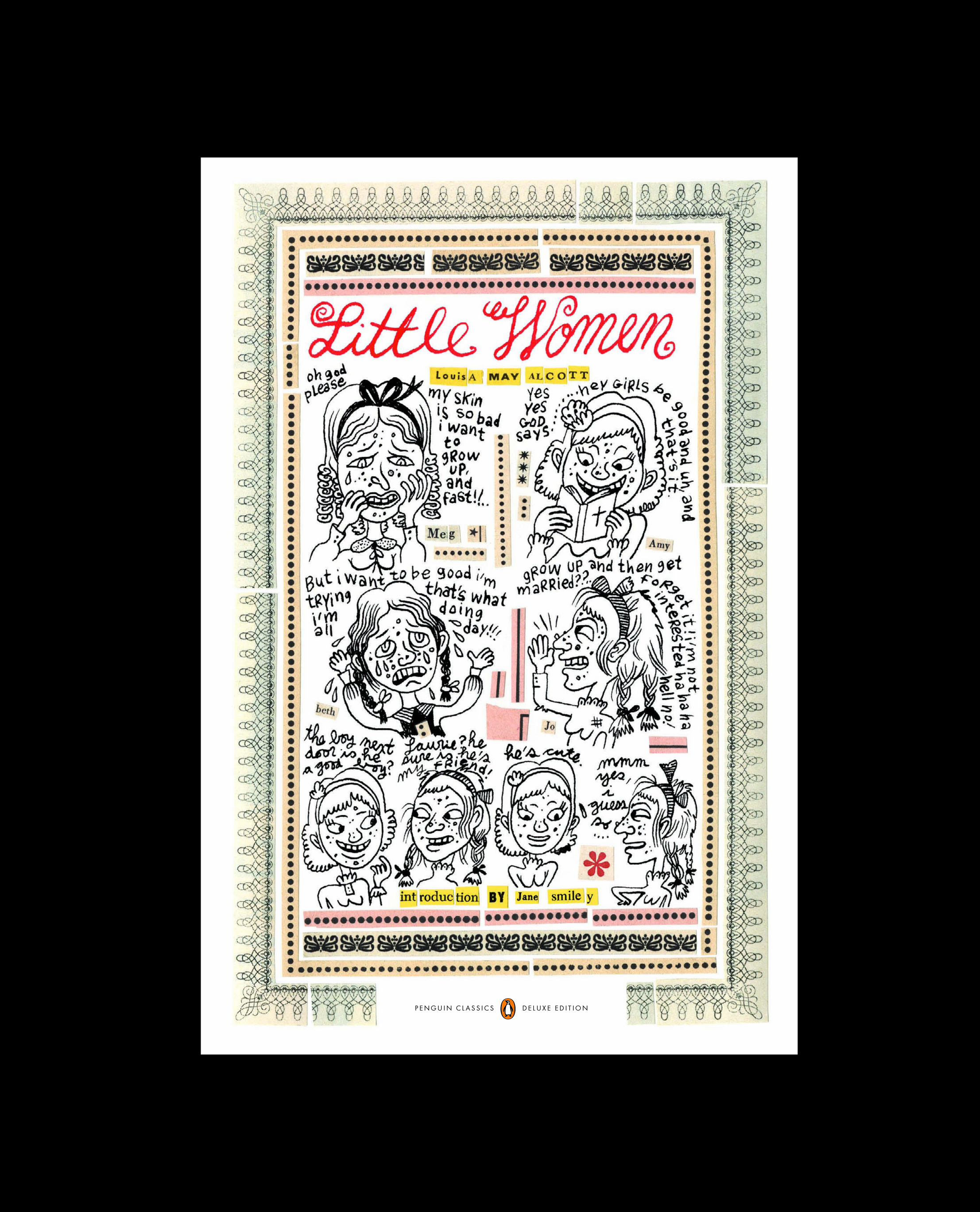 Little Women Book Cover Penguin : Penguin designers authors commentary the good