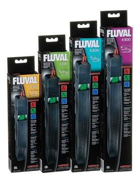 Fluval E Heaters