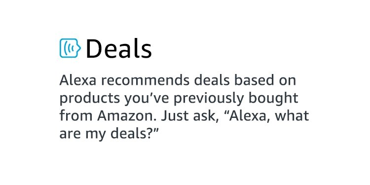 Exclusive Deals with Prime