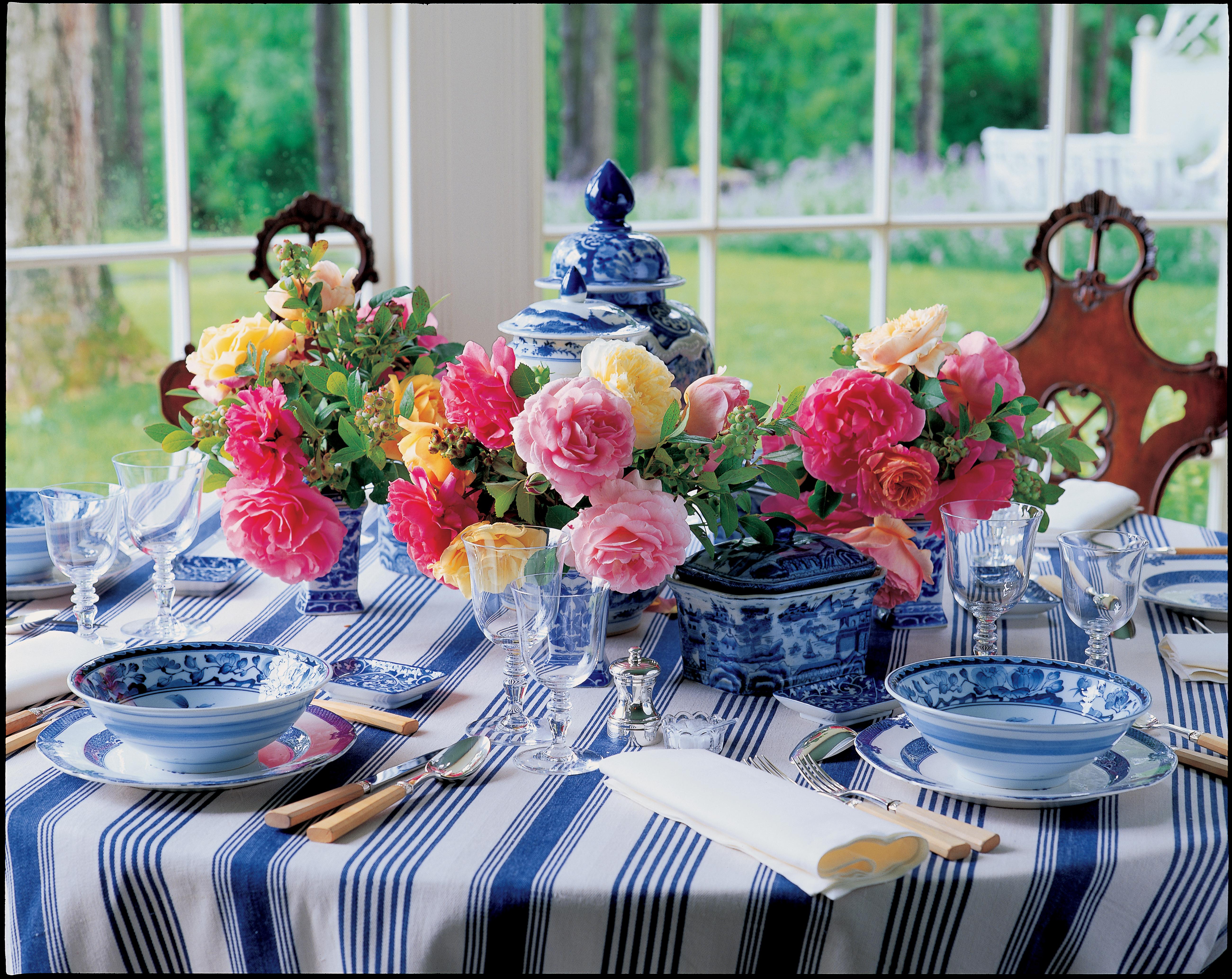 Floral Arrangements · Tablescapes