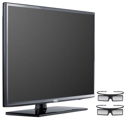 Samsung UN40EH6030 40-Inch 1080p 120Hz LED 3D HDTV (Black) (2012 Model