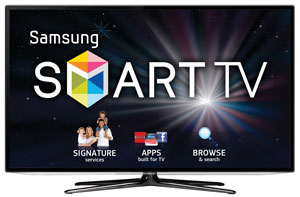 Samsung UN46ES6100 46-Inch 1080p 120Hz Slim LED HDTV (Black) (2012 Model)