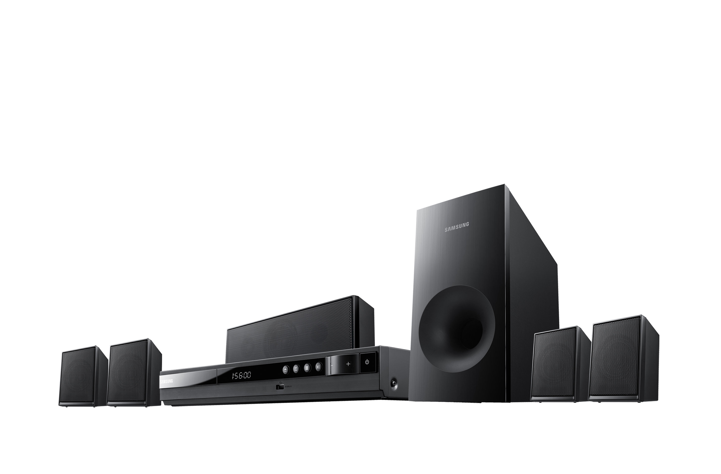 Amazon Samsung HT E HTIB 51 Channel Watt Home Theater