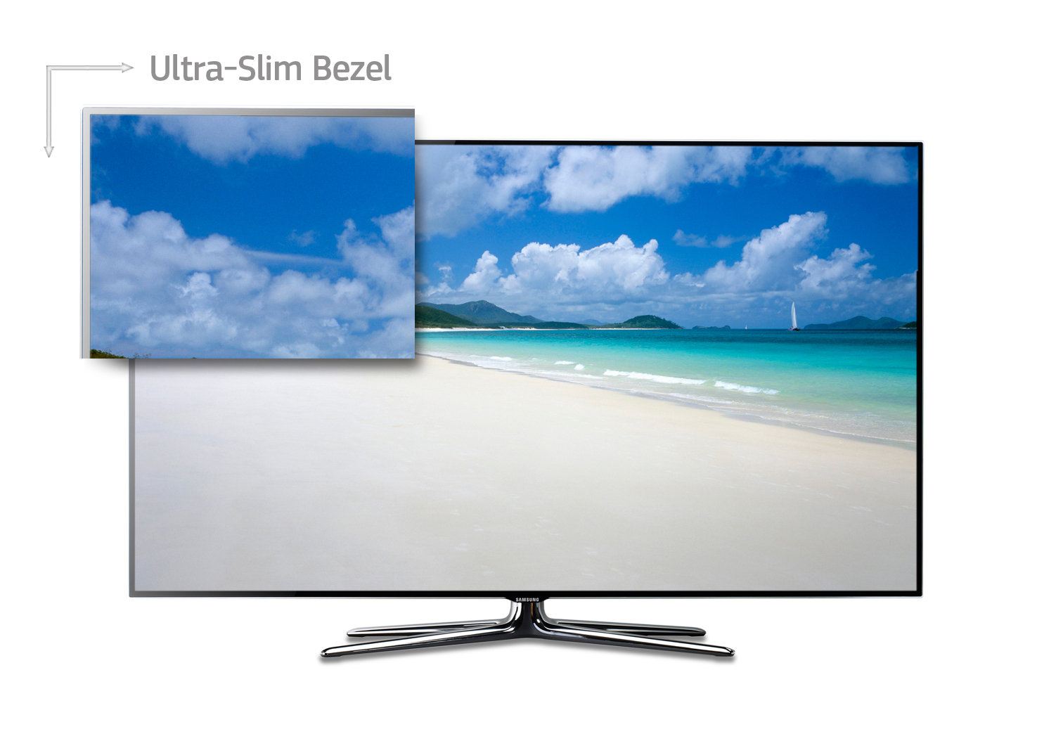 Amazon.com: Samsung UN55ES7500 55-Inch 1080p 240Hz 3D Slim