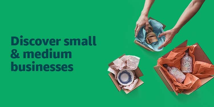 Discover small & medium businesses