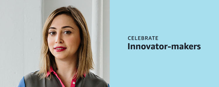 Celebrate innovator-makers
