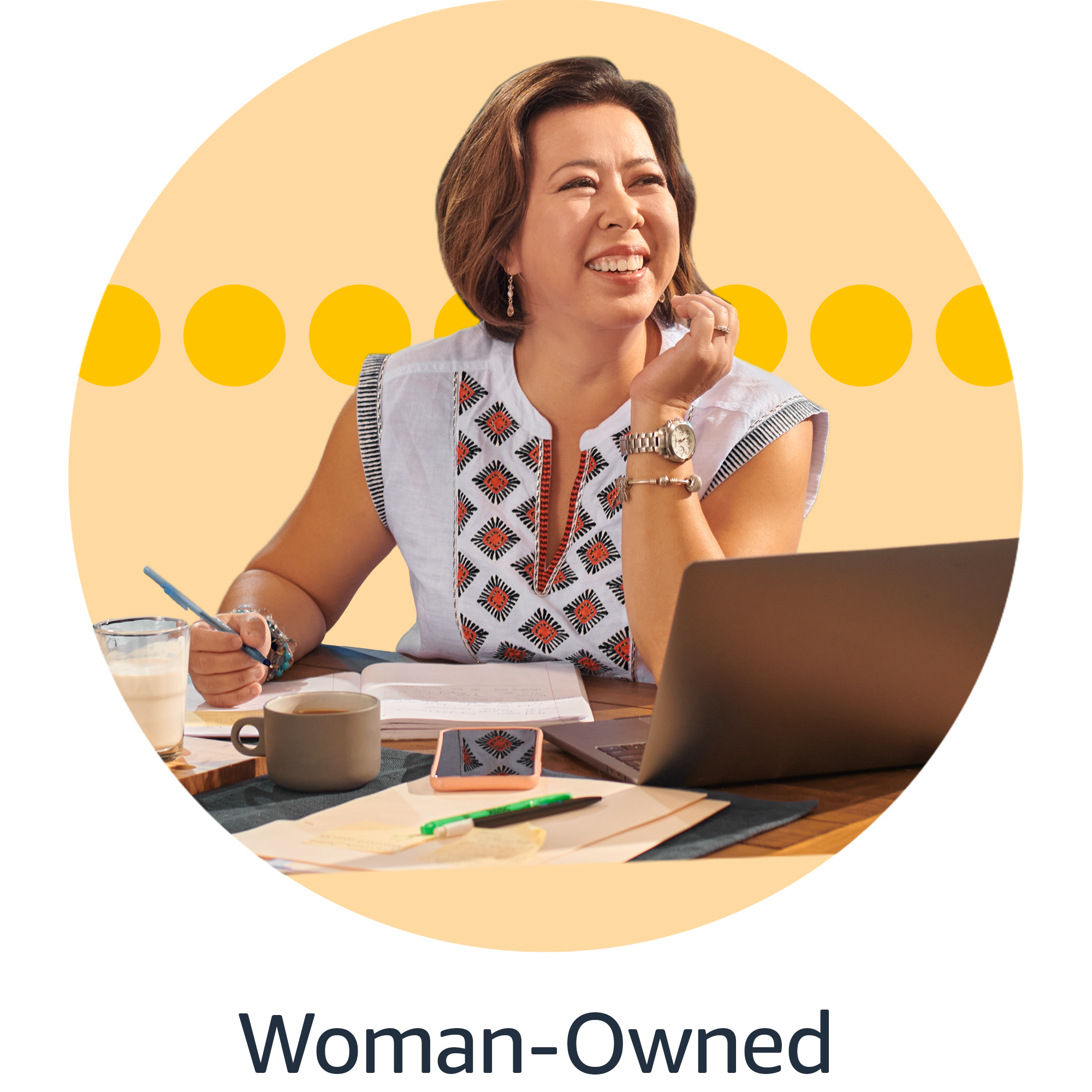 Support Woman Owned Businesses