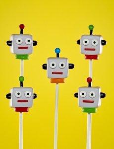 Robot Brownies
