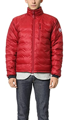 Canada Goose' Canyon Shell Jacket - Men's Medium - Black