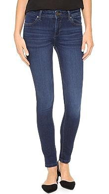 Hudson Barbara High Waisted Super Skinny Jeans | SHOPBOP