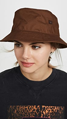 3697f5d7af87d Acne Studios Buk Face Co Tw Flag Bucket Hat | SHOPBOP