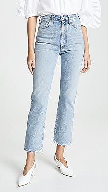 b972223c03 High Waisted Jeans