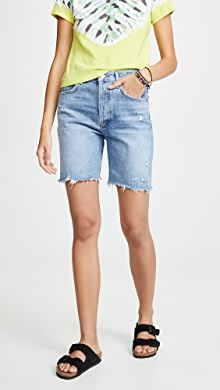 a35ca0c72c AGOLDE Mid Rise 90's Loose Shorts | SHOPBOP