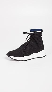aaa22121fc9 Ash. Sense Knit Runner Sneakers