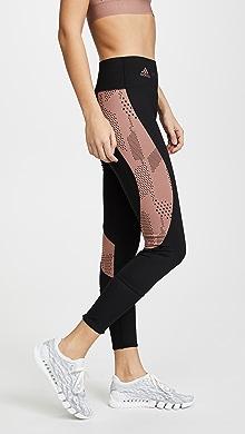 Adidas Da Stella Mccartney Treno In 3 / 4 Leggings Shopbop
